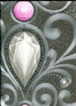 Gloockler Deux Wallpaper Panel With Crystals 54801 By Marburg For Today Interiors